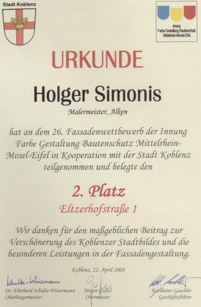 Malermeister Köln malermeister holger simonis aus alken mosel unser malerbetrieb